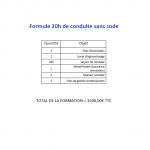 20h sans code